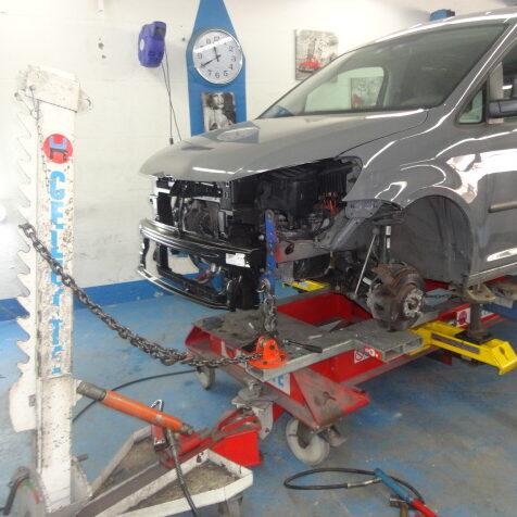 Carrosserie Fremuth | Reparatur